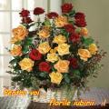 Felicitare Flori pentru toate femeile